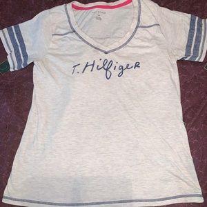 Tommy Hilfiger shirt top size large euc